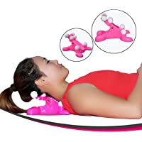 Zensolo - neck shoulder pain relief, cervical pillow and neck traction for neck pain relief, tension headache relief.