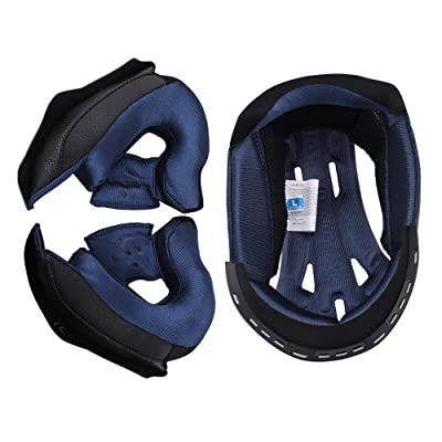 Motorcycle Bluetooth Liners,Suitable for FreedConn BM2-S (liner, Large): Automotive