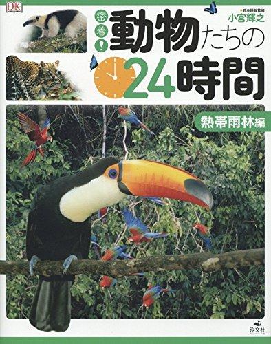 密着!動物たちの24時間―熱帯雨林編