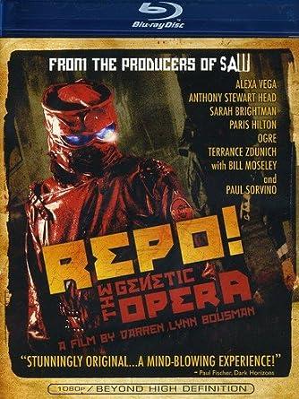 Amazon Repo The Genetic Opera Blu Ray Paul Sorvino Anthony