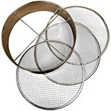Kyпить 4pc Soil Sieve Set, 12
