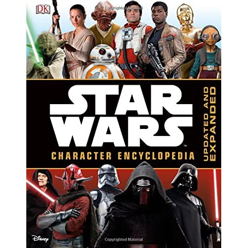Star Wars Character Encyclopedia, Updated and Expanded (Hardcover)