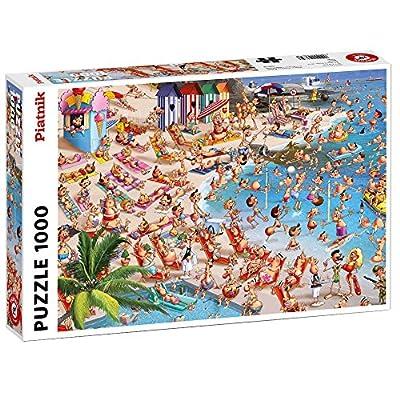 Beach Puzzle 1000 Pezzi