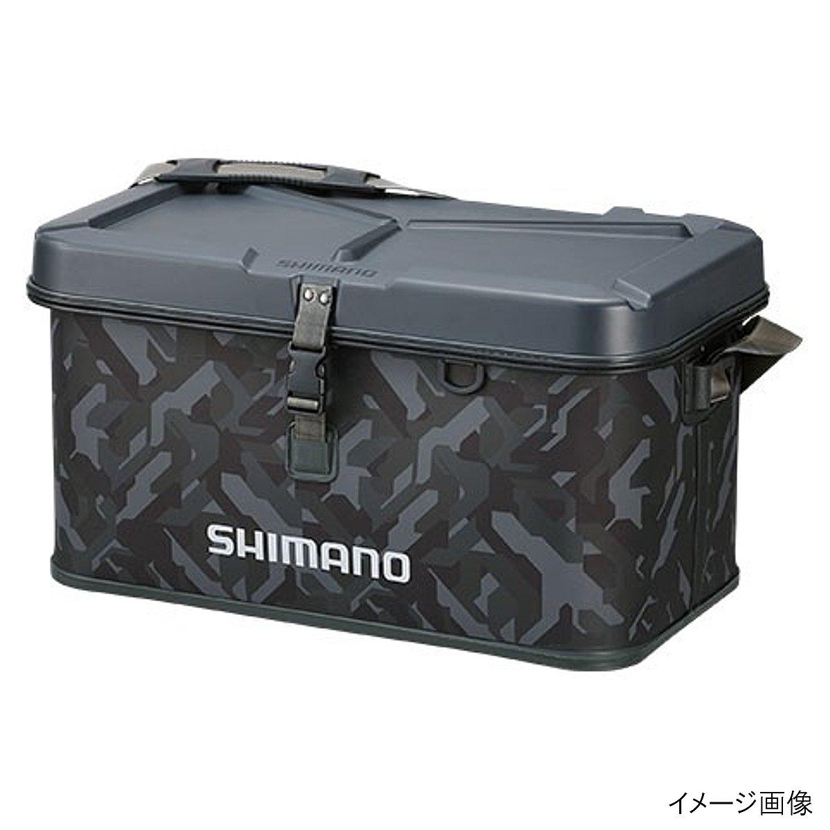 シマノ(SHIMANO) タックルバッグ EVA(ハードタイプ)釣り ウェーブカモ 32L BK-002Q   B01N9ZNPG7