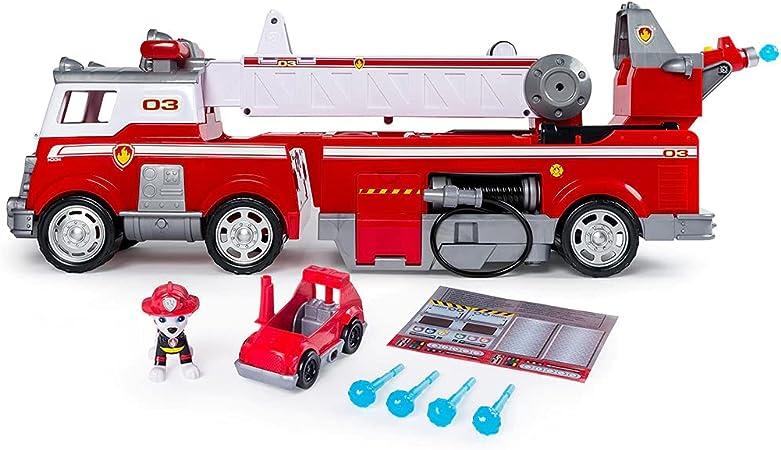 Paw Patrol Marshall Ultimate Rescue Fire Engine Truck BNIB
