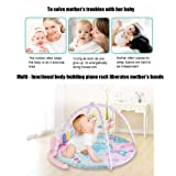 Foerteng Baby Gym Pedal Harp Multi Function of