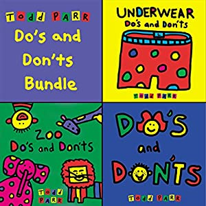 Todd Parr's Do's and Don'ts Bundle Audiobook