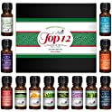 Top 12 Essential Oils Gift Set for Diffuser