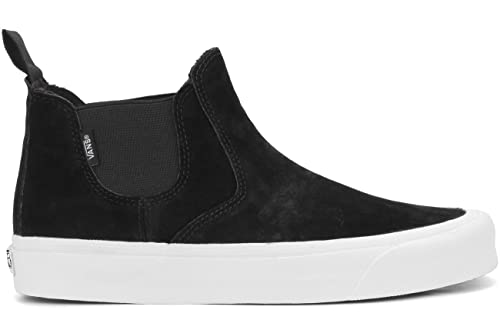 a91976a0a5e89d Vans Unisex Adults Slip-On Mid DX Scotchgard Fashion Shoes Black Blanc de  Blanc