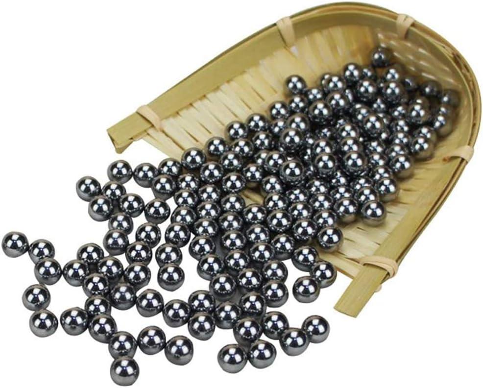 JKGHK Tirachinas con Bolas de mármol Bolas de Acero 7mm / 0.275 Pulgadas 100PCS