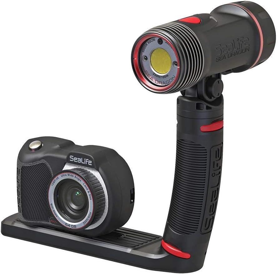 Neu 2020 Sealife Micro 3 0 Pro 3000 Auto Set Kamera