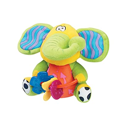 Playgro Playmate Elephant for baby infant toddler children 0111867, Playgro is Encouraging Imagination with STEM/STEM for a bright future - Great start for a world of learning : Baby Shape And Color Recognition Toys : Baby