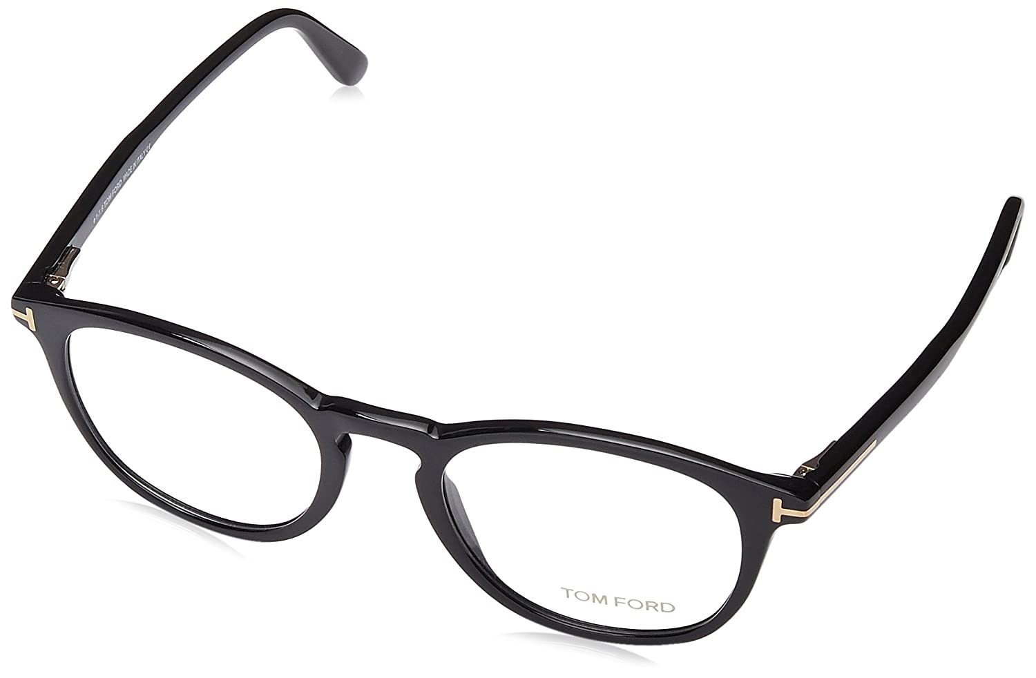 Tom Ford FT5401 C51 001 (shiny black / ) Brillengestelle BCuq9zrAZ