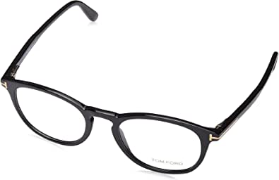 Tom Ford FT5401-0001-51 Black Eyeglasses
