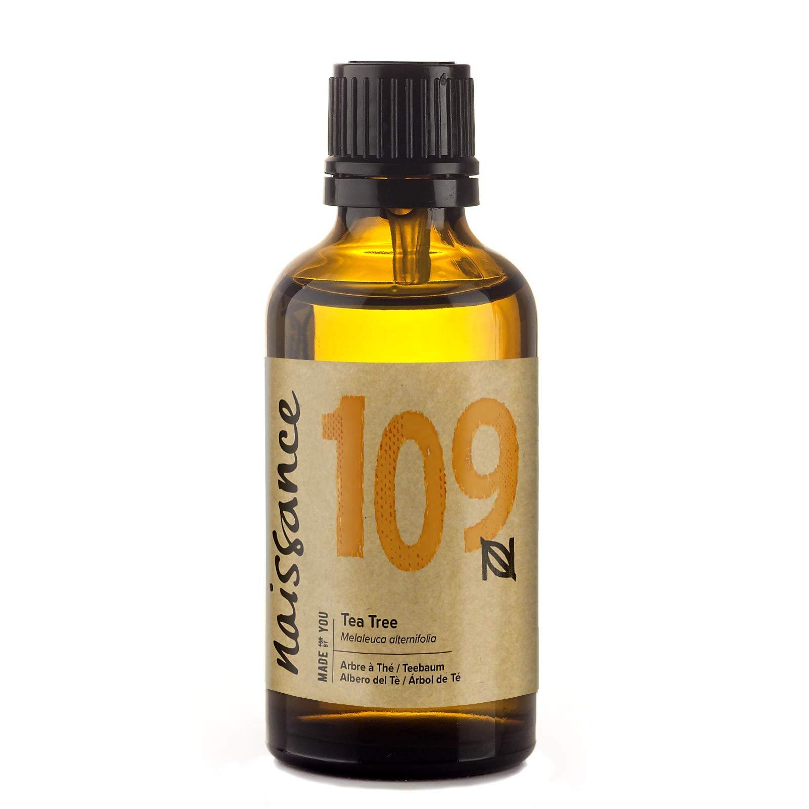 Naissance Aceite Esencial de Árbol de Té n. º 109 – 50ml - 100%