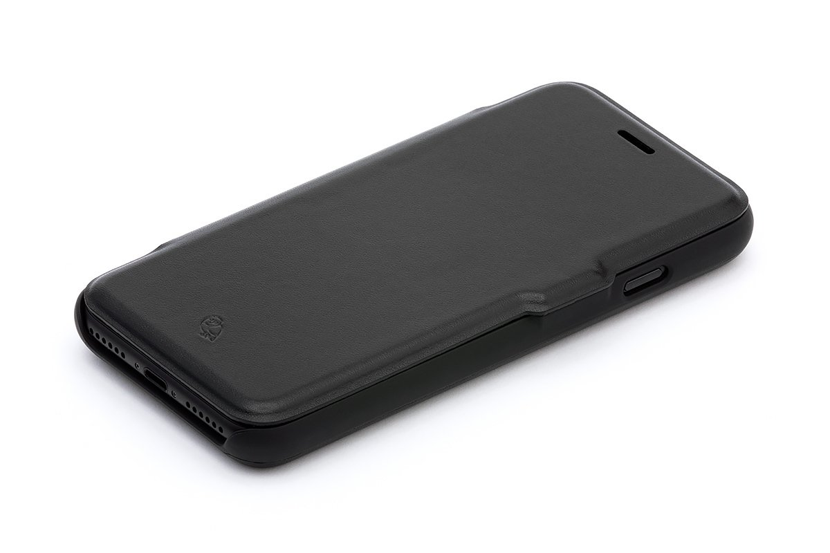 Bellroy Cartera de Piel iPhone 8/7 Phone Wallet Black: Amazon.es: Electrónica