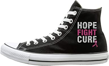 Hope Fight Cure Breast Cancer Awareness
