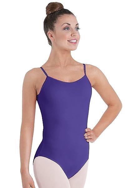 3f8ffe694 Amazon.com  Balera Classic Dance Leotard Camisole Style  Clothing