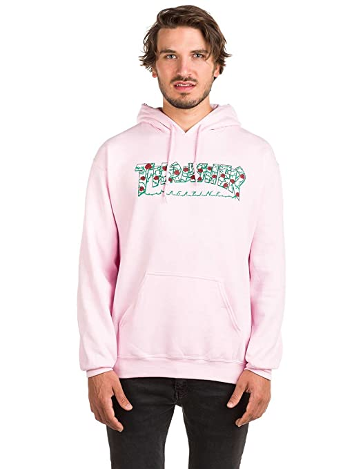 Thrasher Roses (Light Pink) Pullover Hoodie-XLarge  Amazon.ca  Sports    Outdoors 04318103be