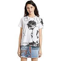 Desigual TS_Mickey Camiseta para Mujer