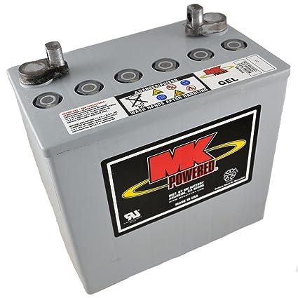 MK M22NF SLD G - Batería de gel para sillas de ruedas y ...