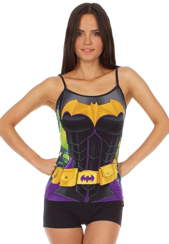 DC Comics Batman Costume Cami And Short Set