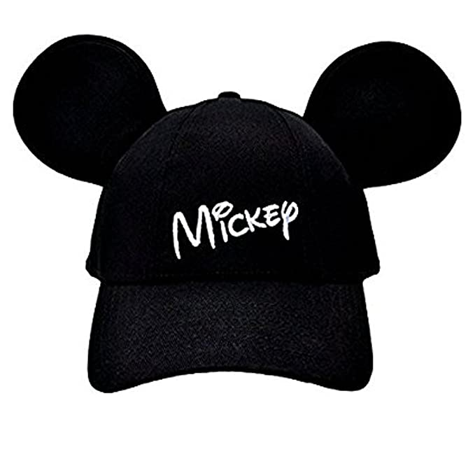 fec38fef471 Amazon.com  Disney Mickey Mouse Mens  Character Baseball Hat  Clothing