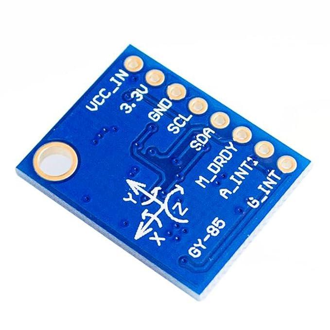 Amazon com: GY-85 BMP085 Sensor Modules 9 Axis Sensor Module