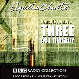 Three Act Tragedy (Dramatised) Radio/TV Program