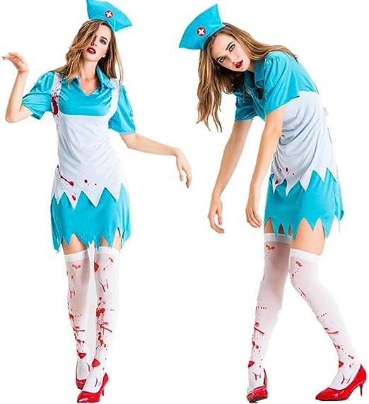 XIONGDA Disfraz de Cosplay de Fiesta de Halloween Disfraz de ...