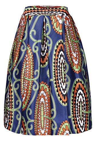 Short Dress Silk Skirt - 9