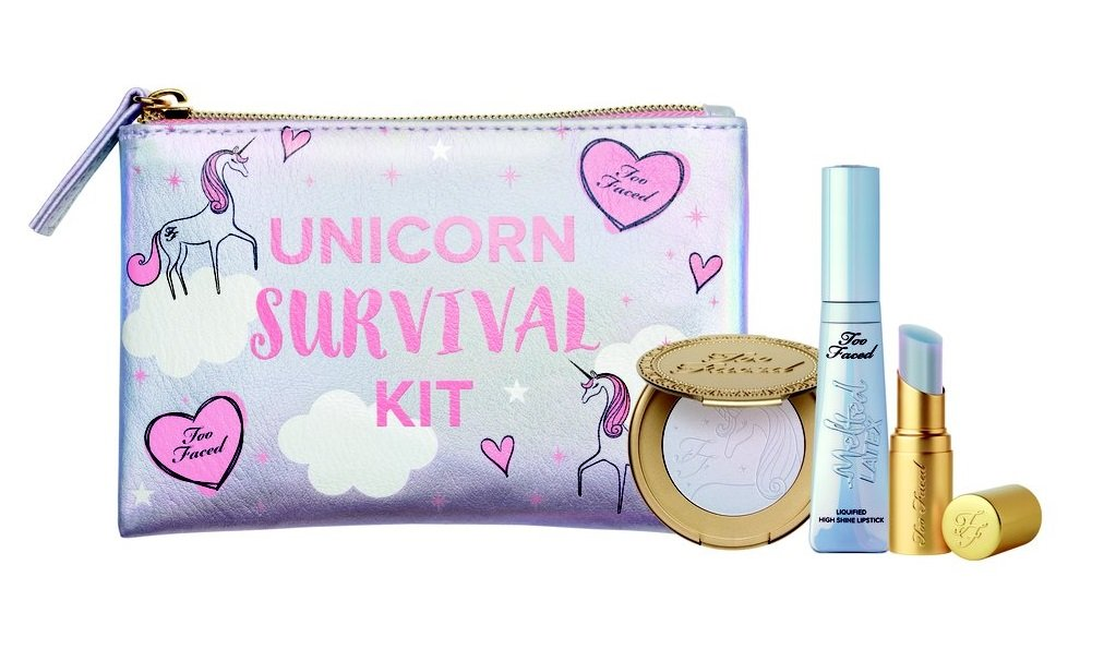 Too Faced Unicorn Survival Kit Limited Edition