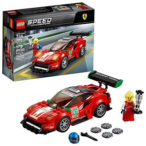 with LEGO Speed Champions design
