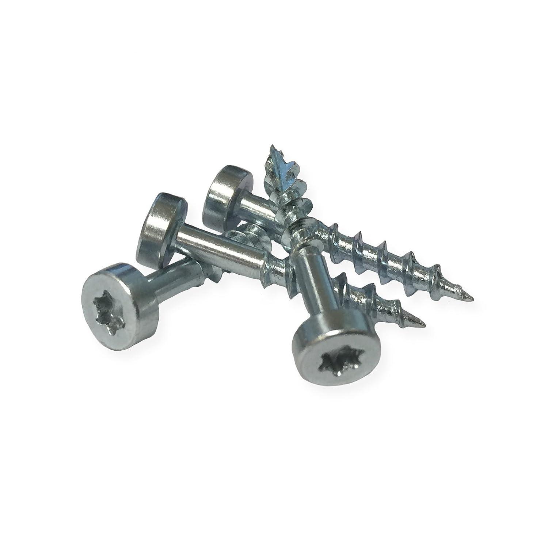 T20 Star coarse Milescraft 52010003 1 Pocket Screws Includes 100 Pan head screws Inc.