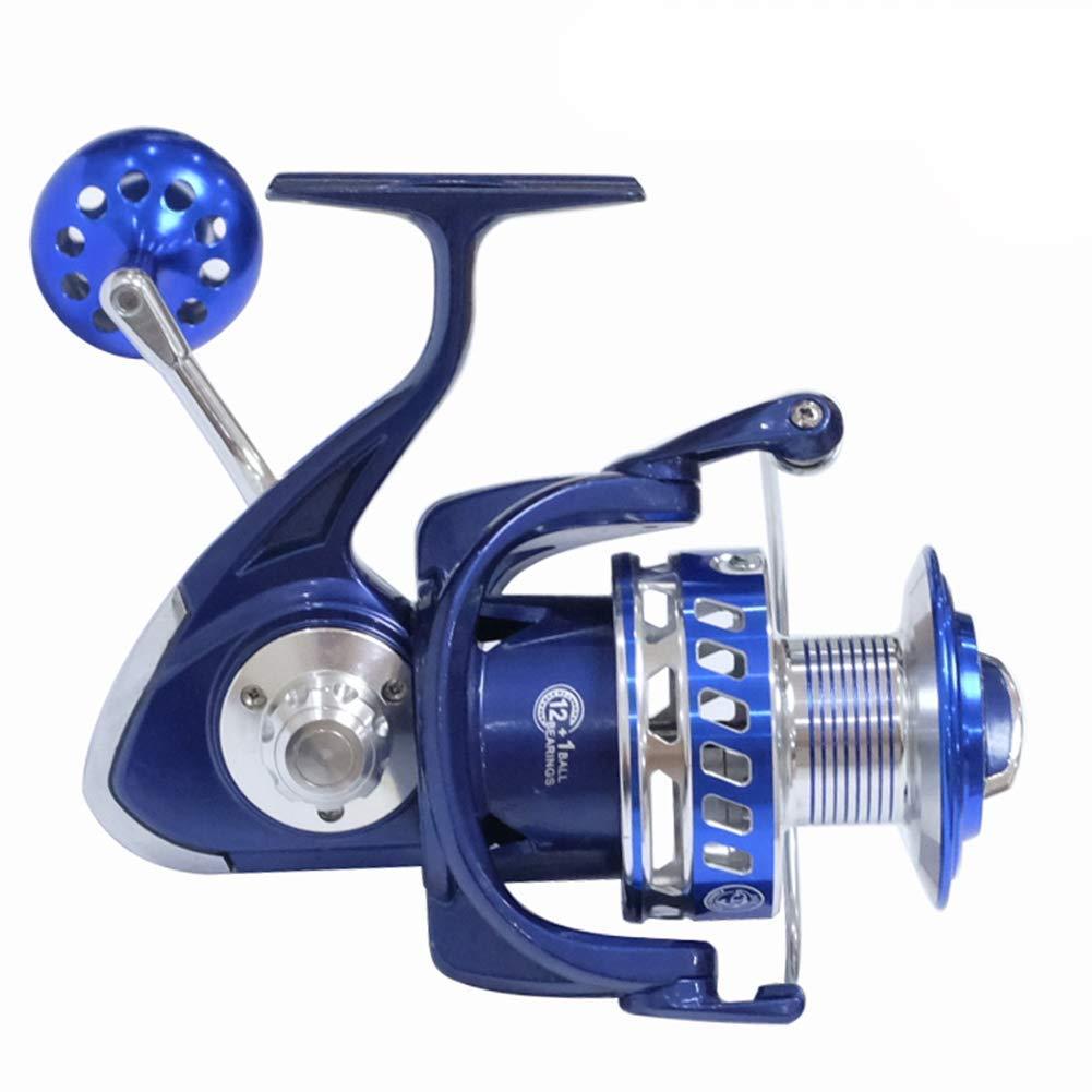 FFYP SALTIGA Spinning Carretes 30KG 6000 7000 8000 9000 10000 Heavy Duty mar Pesca Jigging Carrete de Pesca Arrastre,MX10000