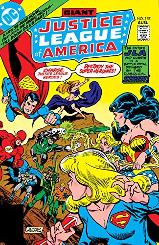 Justice League of America (1960-1987) #157
