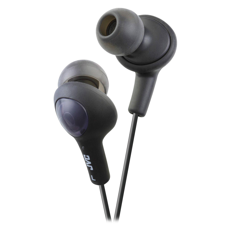 d2c723be971 Amazon.com: JVC HAFX5B Gumy Plus Inner Ear Headphones -Black: Home Audio &  Theater