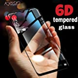 KYOSEI's Edge-to-Egde Tempered Glass for Samsung Galaxy M10(6D Glass)