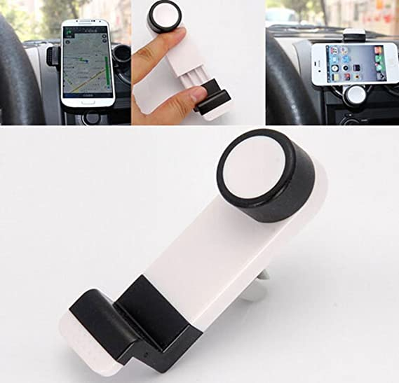 Amazoncom Imount Portable Car Air Vent Mount For Smartphones Gps