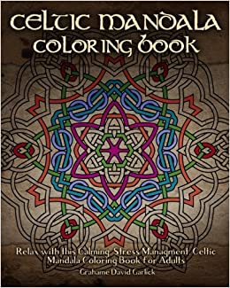 Amazon.com: Celtic Mandala Coloring Book: Relax with this ...
