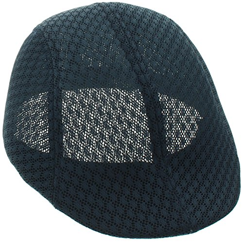 Fashionable Taxi Hat-Navy Blue
