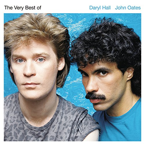 The Very Best Of Daryl Hall & John Oates (Music Videos Kiss)