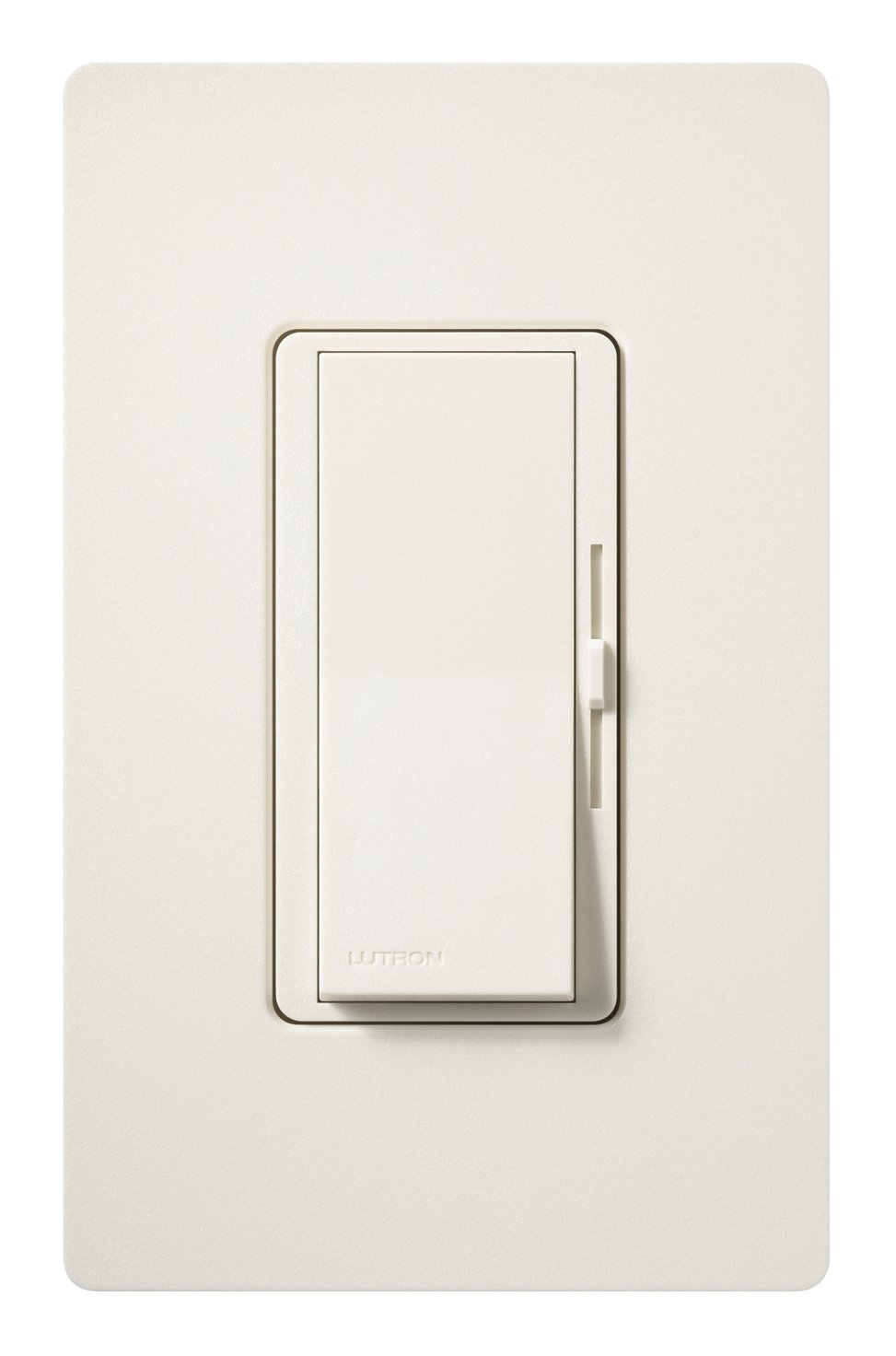 Lutron Electronics Co Dvscfsq F Bi Diva Satin Colors Fan Control 3 Way Dimmer Switch Biscuit Ceiling Wall Controls