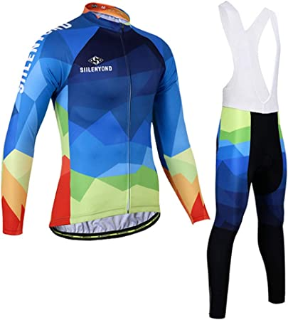 Wuxingqing-Sport Conjunto De Ropa De Ciclismo Conjunto de Camisetas de Ciclismo para Hombre para Ciclismo al Aire Libre para Bicicleta De Carretera MTB (Size : XXL): Amazon.es: Hogar