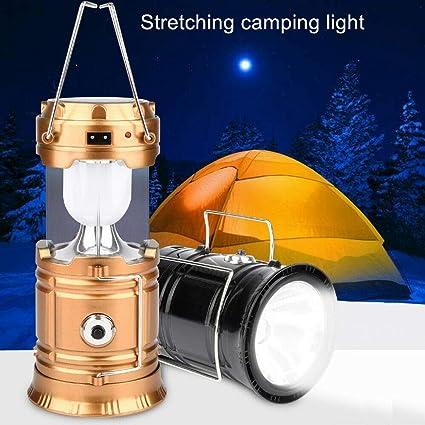 30 DEL Portable Camping Torche Batterie Lanterne Lumière Nuit Tente Lampe US