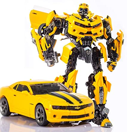 NEW Transformed toy YUE XING Yellow TF INGINEERING SET OF 6 boy toys In Stock!