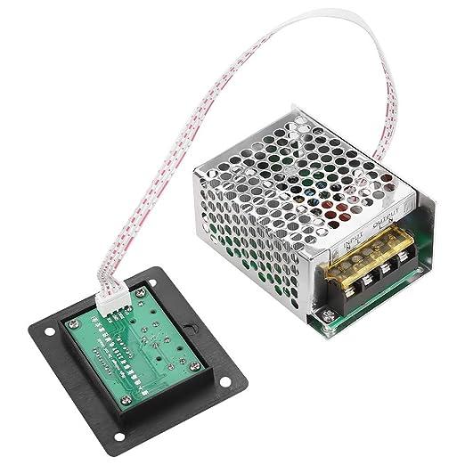 4000w Ac 220v Scr Elektrische Spannungsregler Einstellbare Drehzahlregelung Treiber Dimmer Controller Temperaturregler Gewerbe Industrie Wissenschaft