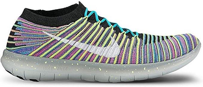 Men S Nike Free Rn Motion Flyknit Running Shoe Clothing