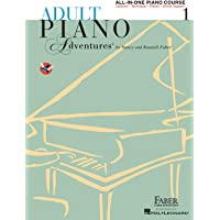 Adult Piano Adventures All-in-One Book 1: Spiral Bound