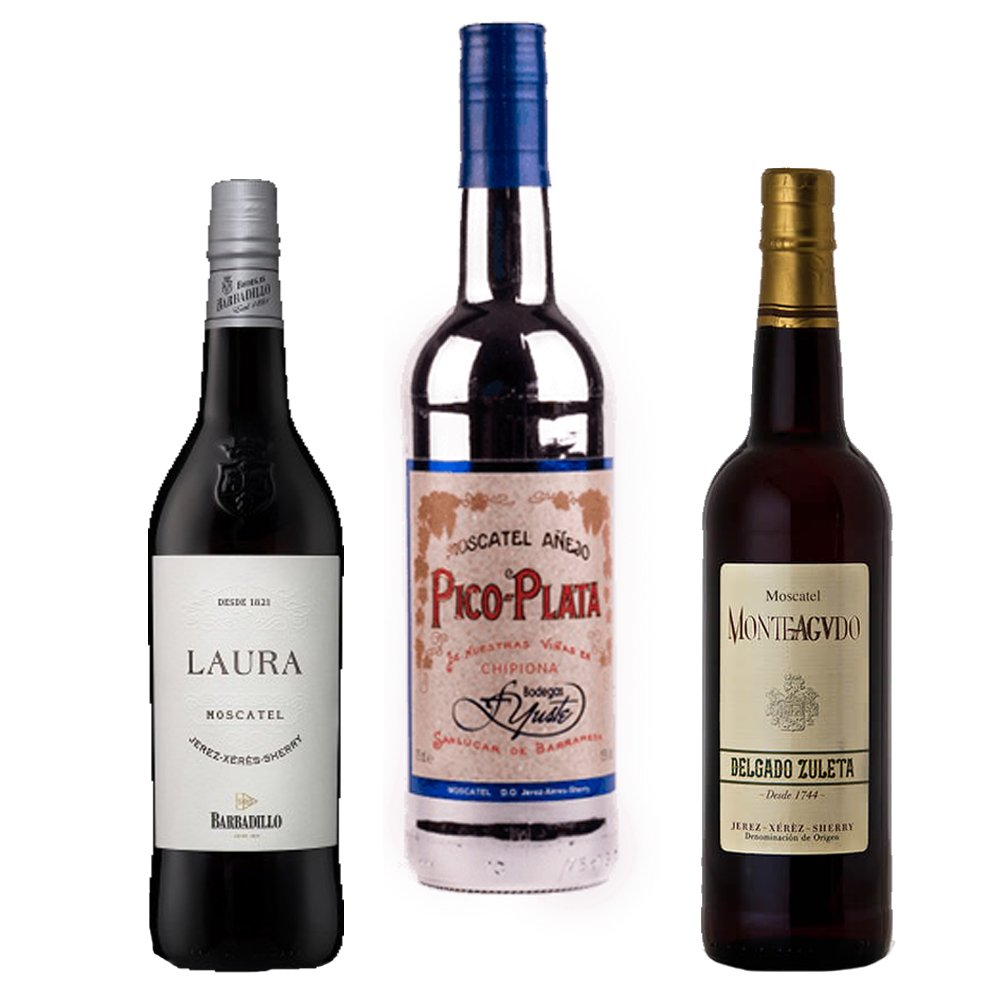 Mezclanza Moscatel - Los mejores vinos de Jerez: Amazon.es ...
